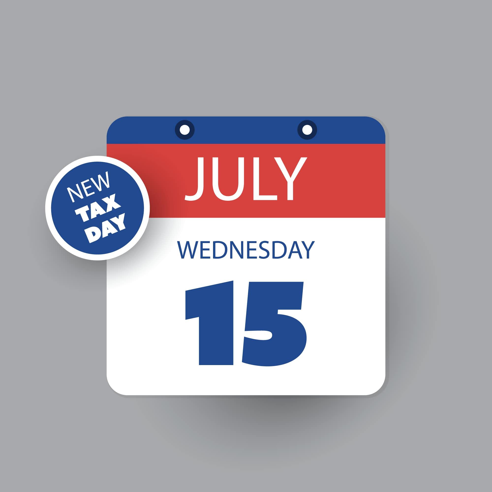 july 15 tax dead line