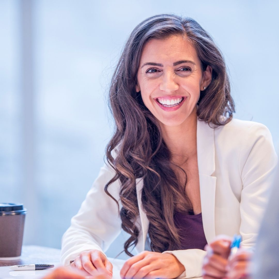 top accounting firm | woman cpa smiling